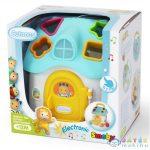 Smoby Cotoons: Kulcsos Házikó Elektronikus Változat (Simba Toys, 7600110435)