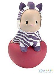 Cotoons csilingelő keljfeljancsi - Punky zebra (Simba Toys, 7600211311)