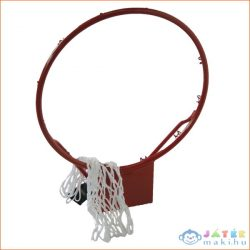 Spartan Kosárlabda gyűrű hálóval 45 cm-es, 16 mm -es fémből (Spartan, SP-1107)