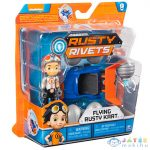 Rusty Rendbehozza: Rusty Flying Kart Szett - Spin Master (Spartan Sport, 6043978/20100395)