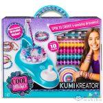 Cool Maker: Kumi Kreator Karkötő Készítő Szett (Spin Master, 6038301)