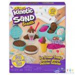 Kinetic Sand: Illatos Homok Fagylalt Szett (Spin Master, 6059742)