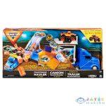 Monster Jam: El Toro Loco Átalakuló Autószállító Kamion 1:64 (Spin Master, 6058258)