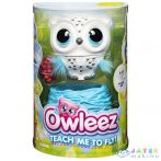 Owleez: Interaktív Bagoly - Fehér (Spin, 6046148)