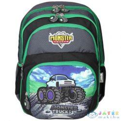 Spirit: Monster Truck Ergonomikus Iskolatáska Hátizsák (Spirit, 405807)