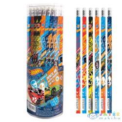 Hot Wheels Grafit Ceruza Radírral Több Színváltozatban (Starpak, 342830 )