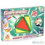 Supermag: 67Db-os Mágneses Építőjáték Szett Panelekkel (Supermag, 152)