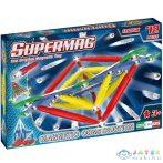 Supermag: Classic Primary 72 Db-os Mágneses Építőjáték Panelekkel (Supermag, 401)