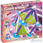 Supermag: Classic Trendy 48 Db-os Mágneses Építőjáték (Supermag, 404)