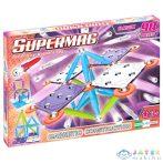 Supermag: Classic Trendy 98 Db-os Mágneses Építőjáték (Supermag, 406)
