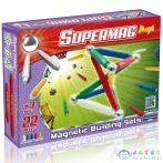 Supermag: Maxi Classic 22 Db-os Mágneses Játék (Supermag, 101)