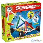 Supermag: Maxi Wheels 44 Db-os Mágneses Játék (Supermag, 109)