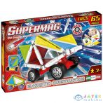 Supermag: Tags Wheels 65 Db-os Mágneses Építőjáték (Supermag, 182)