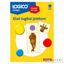 Logico Primo: Feladatkártyák - Első Logikai Játékom (Tessloff, 9789632945439)