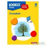 Logico Primo: Feladatkártyák - Évszakok (Tessloff, 9789632945446)