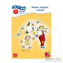 Logico Primo Feladatkártyák - Képek, Hangok, Szavak (Tessloff, 9789632946665)