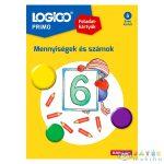 Logico Primo: Feladatkártyák - Mennyiségek És Számok (Tessloff, 9789632945408)