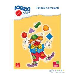 Logico Primo Feladatkártyák - Színek És Formák (Tessloff-Babilon, 9789632940540)
