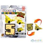Pocket Morphers: 5 Ágyú Figura (TM, PMO6888)