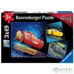 Ravensburger: Verdák 3X49 Darabos Puzzle (TM, RAP080267)