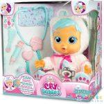 Cry Babies Varázs Könnyek: Kristal Beteg Vagyok Baba (TM Toys, IMC098206)