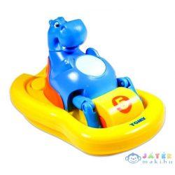 Tomy: Pancsoló Víziló Csónakban (Tomy, E2161)