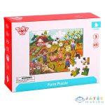 Farm Puzzle 49 Darabos (Tooky, TKG061)