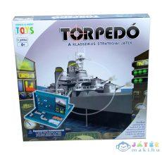 Torpedó - Klasszikus Stratégiai Társasjáték (MH, 61001)