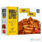 Brick Trick: Utántöltő - 40 Db Kis Tetőcserép (Trefl , 61036)