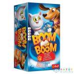 Boom Boom - Kutyák És Cicák Társasjáték (Trefl, 1993)