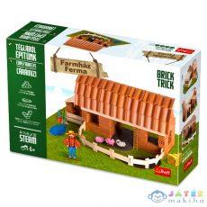 Brick Trick: Farmház Építő Szett (Trefl, 60969)
