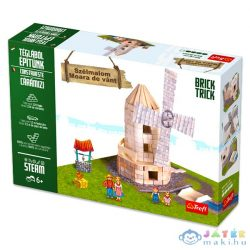 Brick Trick: Szélmalom Építő Szett (Trefl, 60968)