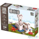 Brick Trick Téglából Építünk: Kastély Építőjáték - Trefl (Trefl, 60963)