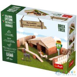 Brick Trick Téglából Építünk: Kutyaház Építőjáték - Trefl (Trefl, 60961)