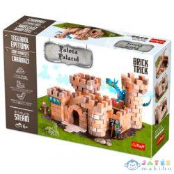 Brick Trick Téglából Építünk: Palota Építőjáték Xl - Trefl (Trefl, 60971)