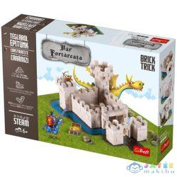 Brick Trick Téglából Építünk: Vár Építőjáték - Trefl (Trefl, 60967)