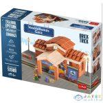 Brick Trick Téglából Építünk: Vasútállomás Építőjáték - Trefl (Trefl, 60970)