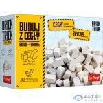Brick Trick: Utántöltő - 70 Db Fehér Kastélytégla (Trefl, 61152)