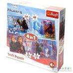 Jégvarázs 2: Utazás Az Ismeretlenbe 4 Az 1-Ben Puzzle - Trefl (Trefl, 34323)