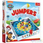 Jumpers: Mancs Őrjárat - Repülő Kalapok Társasjáték (Trefl, 1998)