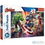 Marvel Bosszúállók Trio 24Db-os Maxi Puzzle - Trefl (Trefl, 14321)