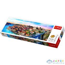 Trefl: Porto, Portugália 500 Darabos Panoráma Puzzle (Trefl, 29502)