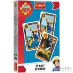 Sam A Tűzoltó Fekete Péter Kártyajáték - Trefl (Trefl, )