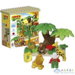 Unico Plus - Vad Szafari Építőjáték (Unico, 8561-0000)