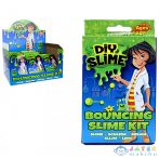 Csináld Magad Slime Pattogó Trutyikészítő Szett (Unikatoy, 543112)