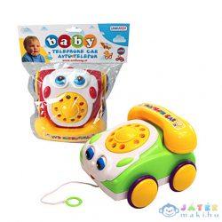Húzható Bébi Telefon (Unikatoy, 911432)