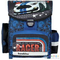 Fast Track Rider Autós Ergonomikus Iskolatáska, Hátizsák 36X27X14Cm (Unipap, )