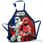 Star Wars Kék-Piros Kötény (Unipap, )