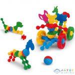 Funny Blocks Gömb Formájú Építőelemek - Wader (Wader, 41830)