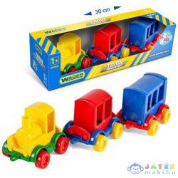 Kid Cars Vonatok 3Db-os Szett - Wader (Wader, 60022W)